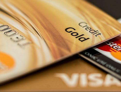 10 gode grunner til å skaffe seg et kredittkort