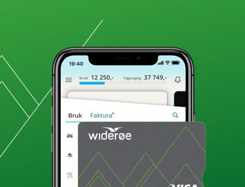 Monobank utvider sin portefølje med Widerøe Visa