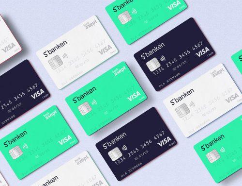 Sbanken endrer prisene på sine kort